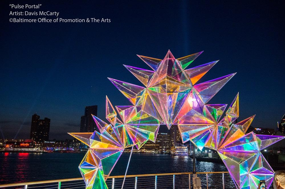 Baltimore Light Festival