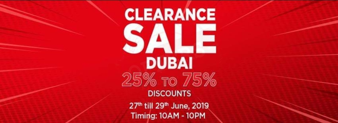 Jashanmal Clearance Sale up to 75% discounts - Promotionsinuae