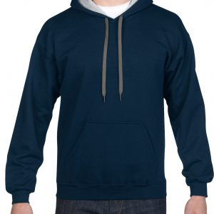 Gildan Heavy Blend Adult Contrast Hooded Sweatshirt (185C00) 2 | | Promotion Wear