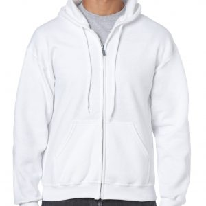 Gildan Heavy Blend Adult Full Zip Hooded Sweatshirt (18600) 3 | | Promotion Wear