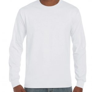 Gildan Ultra Cotton Adult Long Sleeve T-Shirt (2400) 2 | | Promotion Wear