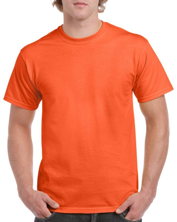 Gildan Heavy Cotton Adult T-Shirt Orange Small (5000) 1 | | Promotion Wear