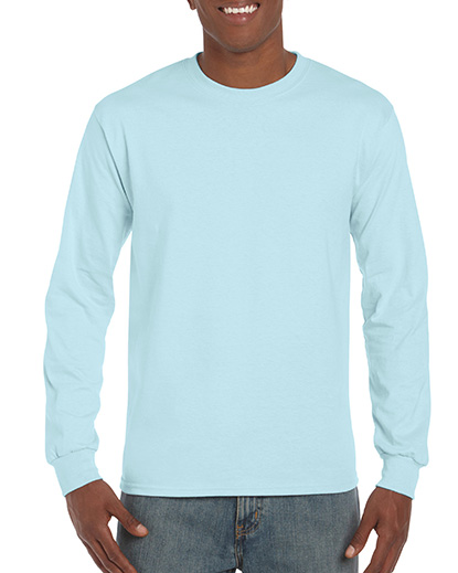 Gildan Hammer Adult Long Sleeve T-Shirt Chambray Large (H400) 1 | | Promotion Wear