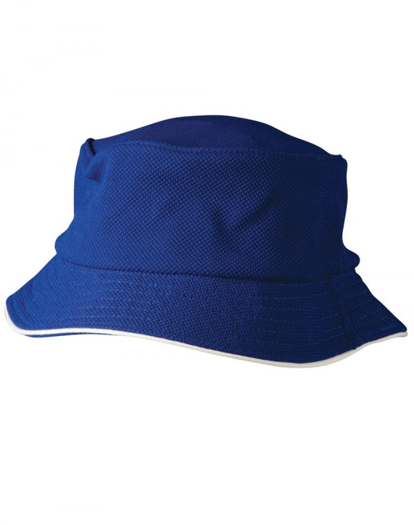 CH71 Pique Mesh With Sandwich Bucket Hat 1 | | Promotion Wear