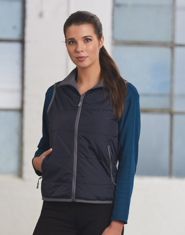 JK38 Versatile Vest Ladies'