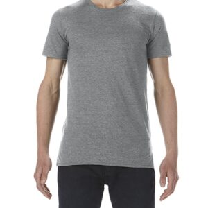5624 Adult Lightweight Long & Lean Tee