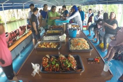 Island Hopping in Phuket - Buffet Lunch on Board the Ferry - James Bond Island Hopping