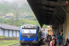 Train Ride from Kandy to Nuwara Eliya