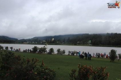 Sri Lanka tour itinerary - Gregory Lake View , Nuwara Eliya