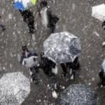 lapoviţă, ninsoare şi polei