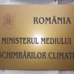 Ministerul Mediului și Schimbărilor Climatice