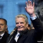 Presedintele german Joachim Gauck
