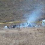 tragedia aviatică din judeţul Sibiu