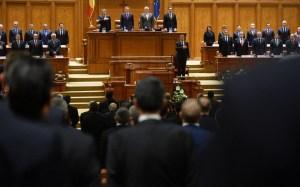 iohannis - parlament