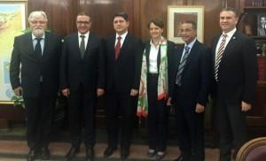 selegatie Senat Maroc