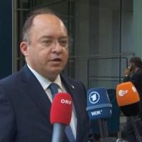 Aurescu – reuniunea miniștrilor afacerilor externe