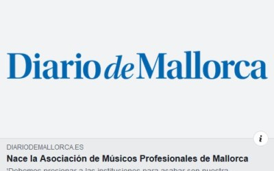 Neix l'Associació de Músics Professionals de Mallorca