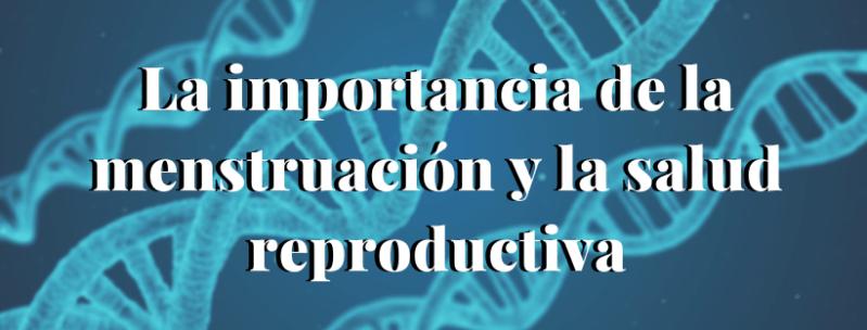 La importancia de la menstruación y la salud reproductiva