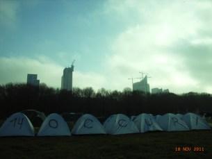 #Occupy Malieveld Den Haag