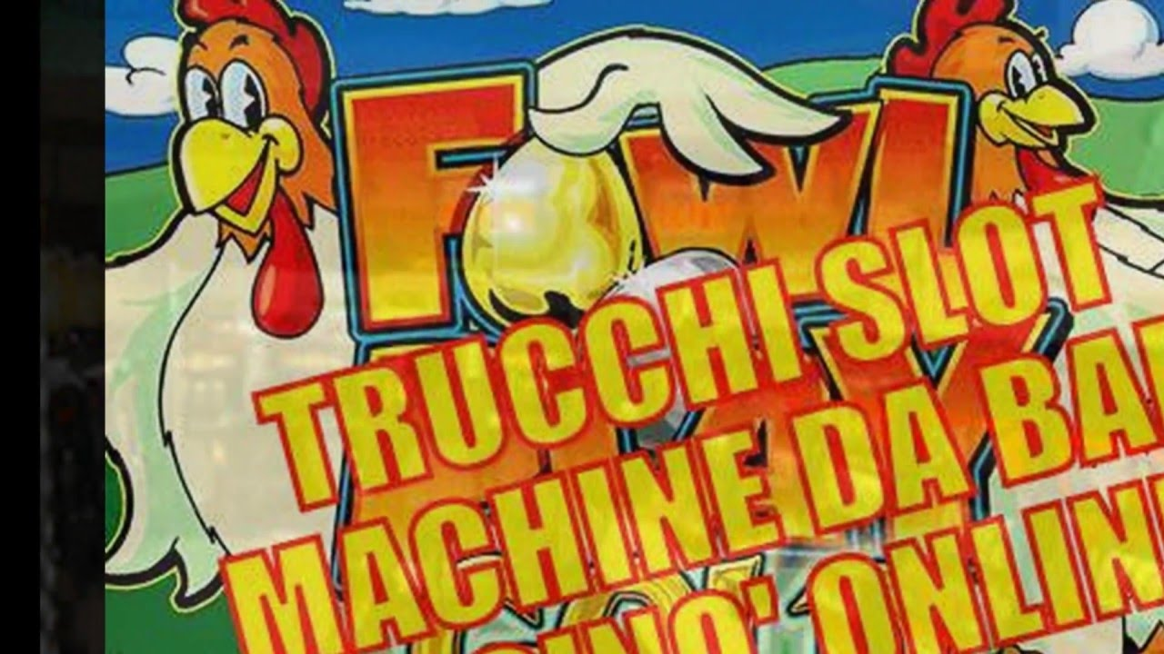 Trucchi Slot Machine Bar