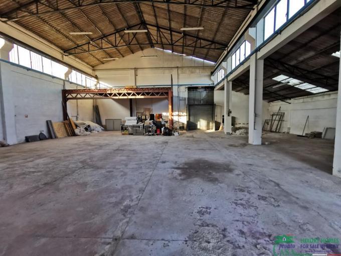 Pronto Casa: VENDESI CAPANNONE IN VIALE DELLE AMERICHE in Vendita a Ragusa Foto 1