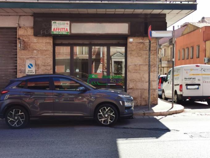 Pronto Casa: Locale commerciale con esposizione angolare in Affitto a Ragusa Foto 1