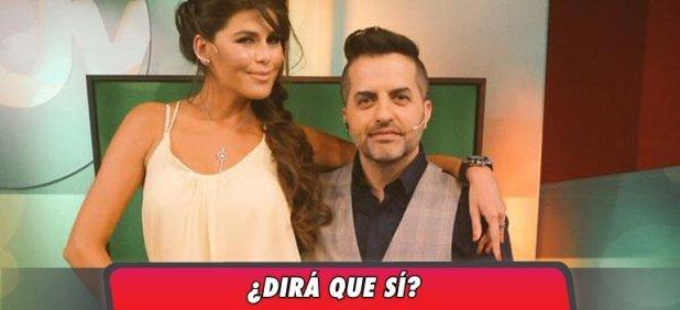 Ángel De Brito quiere a Loly Antoniale en Los ángeles de la mañana: