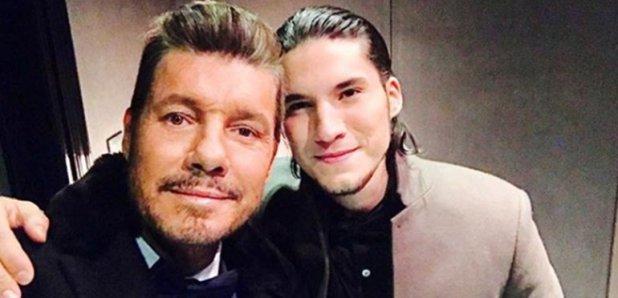 El saludo especial de Marcelo Tinelli a su hijo Francisco