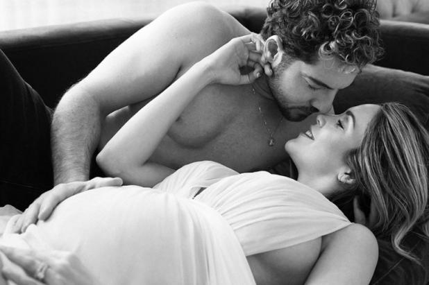 La producción hot de David Bisbal y su mujer a punto de ser padres