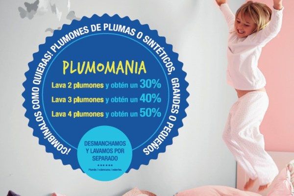 Promoción Plumomanía