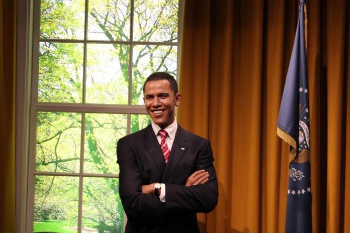Barack Obama - foto: mapadelondres.org
