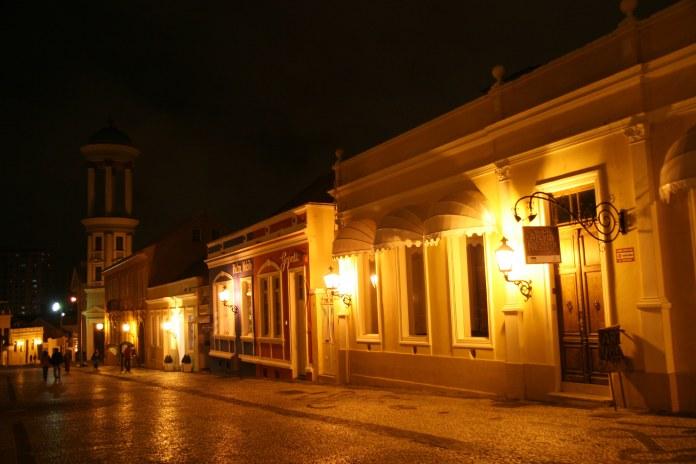 Largo da Ordem - Centro antigo de Curitiba