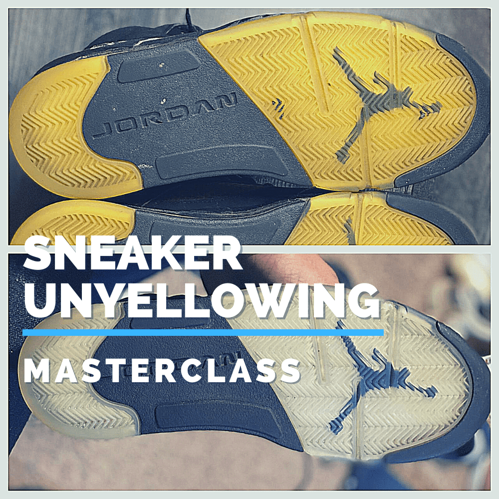 sneaker yellowing masterclass mobile