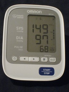blood pressure day 6