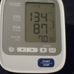 blood pressure day 13