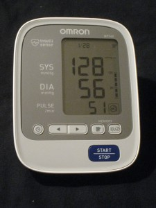 blood pressure day 28