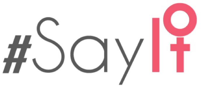 #Sayit: Μίλα δυνατά για βία και κακοποίηση