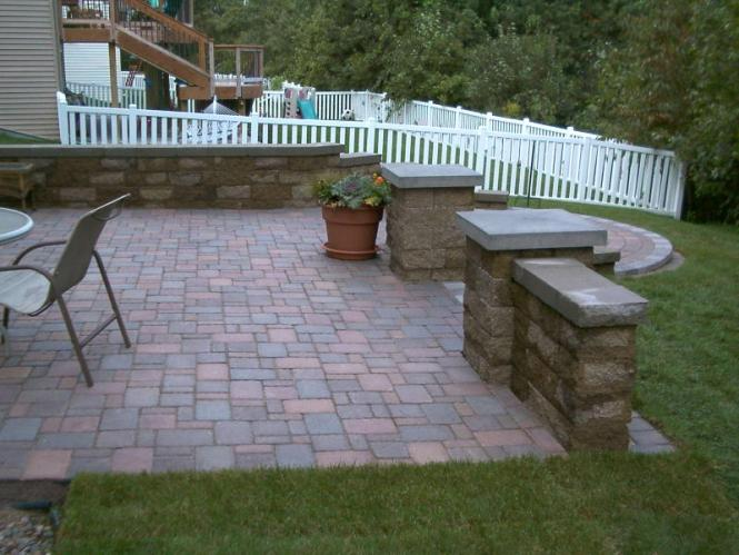 If You Have A Brick Pathway Driveway Or Patio Know The Curse