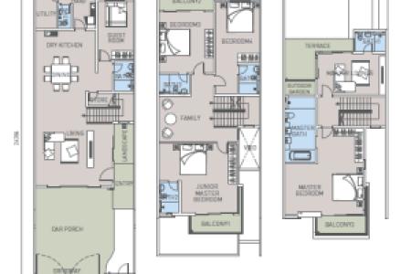 EG Floor plan