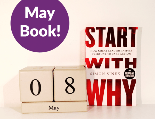 Start With Why by Simon Sinek - PropelHer's Book Club May 2017