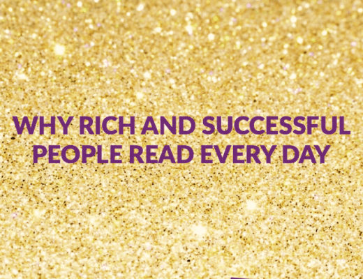 3 reasons why rich and successful people every day