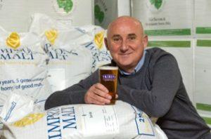 St Austell Brewery procurement director Andrew Holden