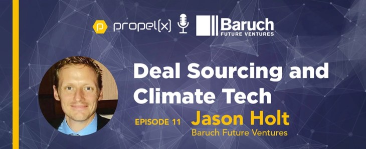 Deal Sourcing and Climate Tech with Jason Holt overview