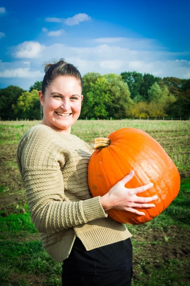 Kenyon Hall Farm pumpkins_Debra Jones