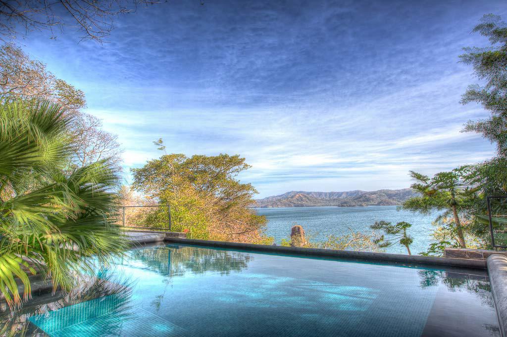 Beachfront Villa In The Exclusive Area Of Playa Flamingo