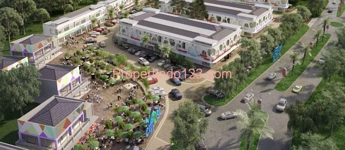 CitraGarden City Jakarta Barat - Commercial   Propertindo123.com