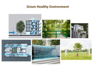 green healthy environment