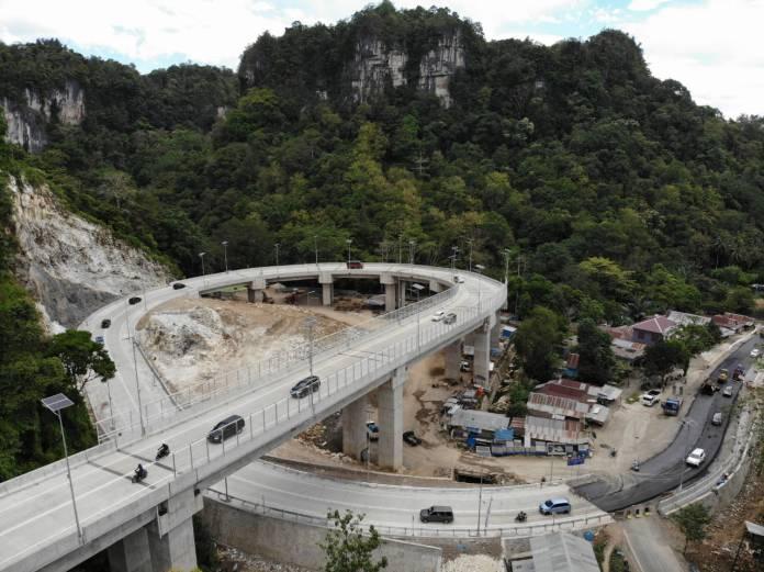 Jembatan Layang Maros-Bone
