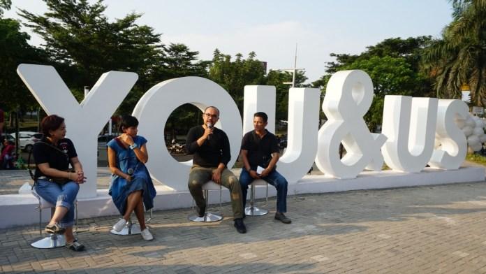 You & Us Park di Kota Harapan Indah