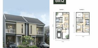 synthesis homes rumah dekat stasiun mrt